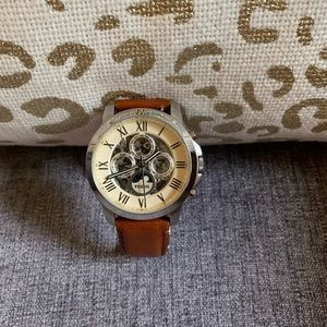 Fossil kinetic watch